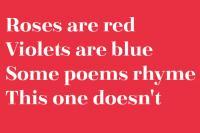 Deze gedichten rijmen