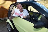 Christian Whiteley-Mason rijbewijs