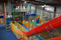 Indoor speeltuin, biug fun