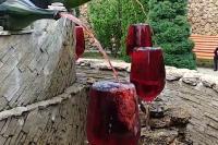 wijn fontein