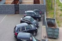 illegaal parkerende duitsers