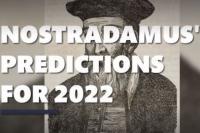 nostradamus voorspellingen 2022