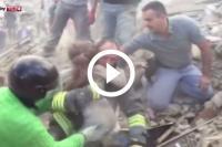 italie aardbeving