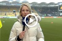 Helene Hendriks van Fox Sports doet het 'effe opnieuw'