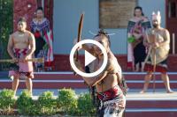 Grootste Maoridans ooit
