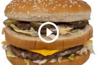 man eet 30.000 hamburgers