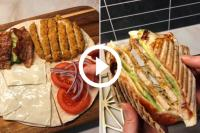 tortilla tosti recept
