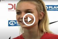Duitse atlete Bianca Stichling