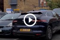 jaguar inparkeren