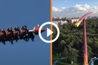russische pretpark attractie